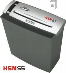Distrugator documente HSM ShredStar S 5